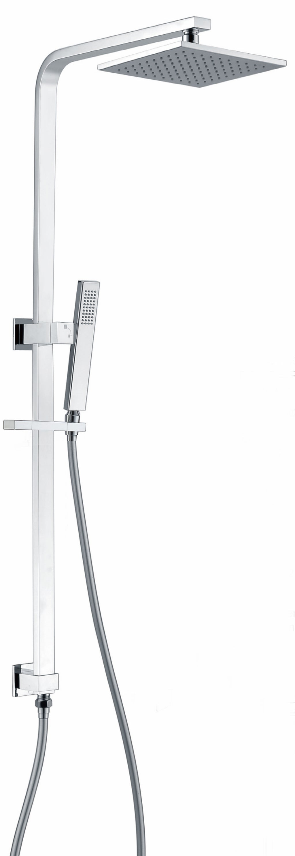 APSLEY COMBO SHOWER 2 IN 1 CHROME