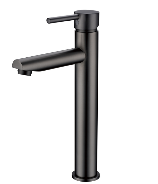 PENTRO HIGH BASIN MIXER GUN METAL GREY