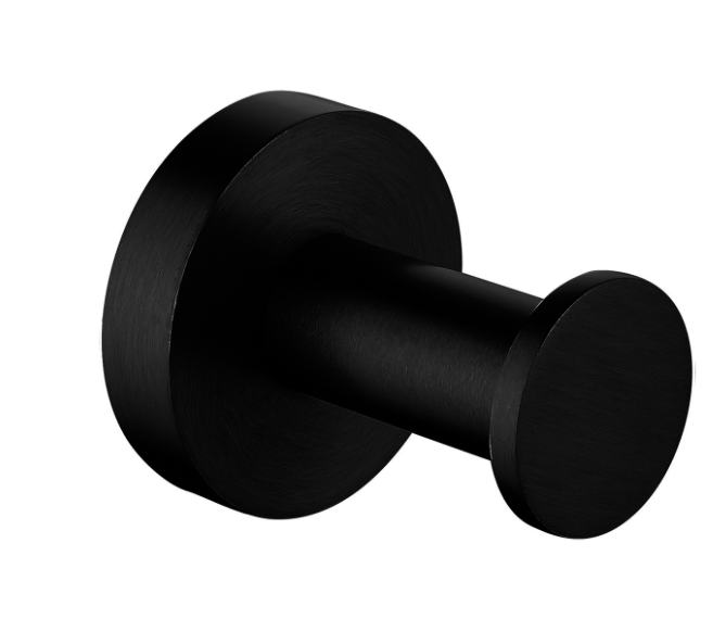 PENTRO ROBE HOOK MATTE BLACK