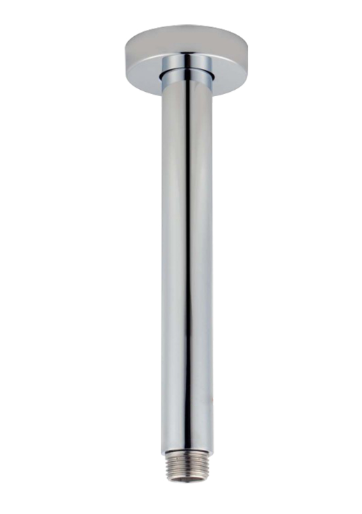 PENTRO CEILING DROPPER 200MM BRUSHED NICKEL