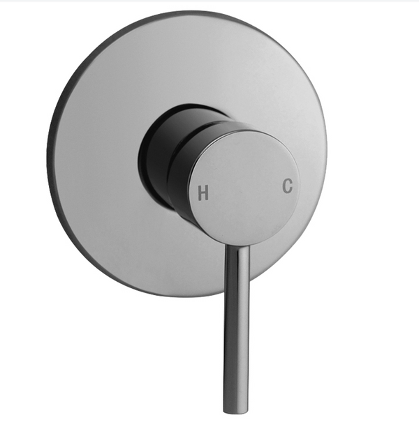 PENTRO SHOWER MIXER BRUSHED NICKEL