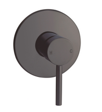 PENTRO SHOWER MIXER GUN METAL GREY