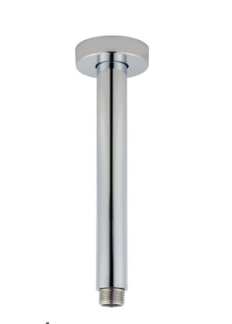 PENTRO CEILING DROPPER 200MM CHROME