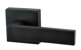 LONDSALE SQUARE PASSAGE SET MATTE BLACK