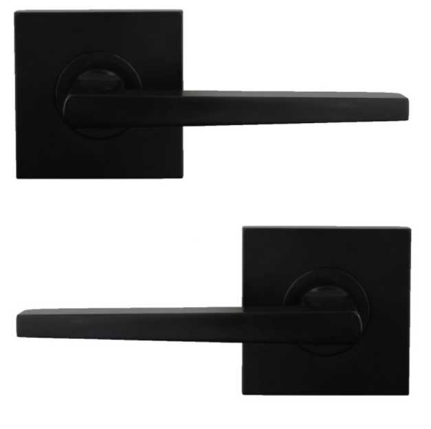 MARINO SQUARE PASSAGE SET MATTE BLACK