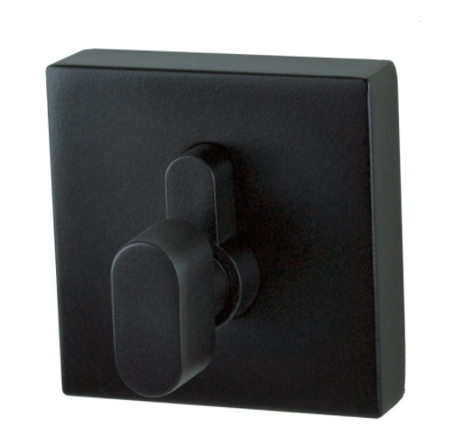 LONDSALE DOOR LOCK  EUROBOLT DEADBOLT SINGLE CYLINDER SQUARE MATT BLACK