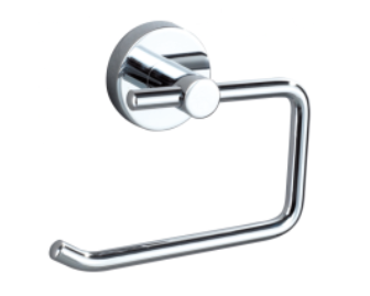 CARRINGTON TOILET ROLL HOLDER CHROME