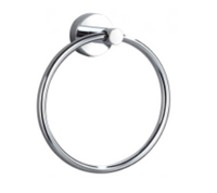 CARRINGTON TOWEL RING CHROME
