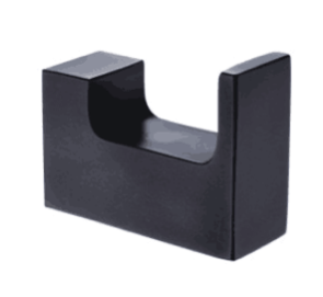 APSLEY ROBE HOOK MATTE BLACK