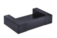APSLEY SOAP HOLDER MATTE BLACK