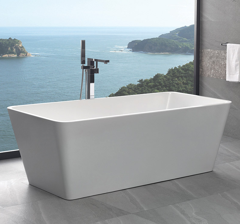 TURIN FREE STANDING BATH 1500 (CLICK & COLLECT ONLY)