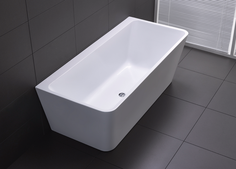 FLORENCE BACK TO WALL BATH 1700 (CLICK & COLLECT ONLY)