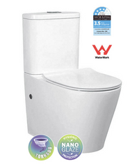 TORNADO TOILET SUITE (T6088) (CLICK & COLLECT)
