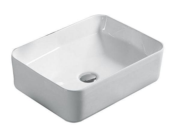 ABOVE COUNTER BASIN (BA560) WHITE 470 x 355 x 140mm