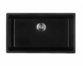 PREMIUM GRANITE SINK SINGLE BOWL 790 x 460mm (CLICK & COLLECT)