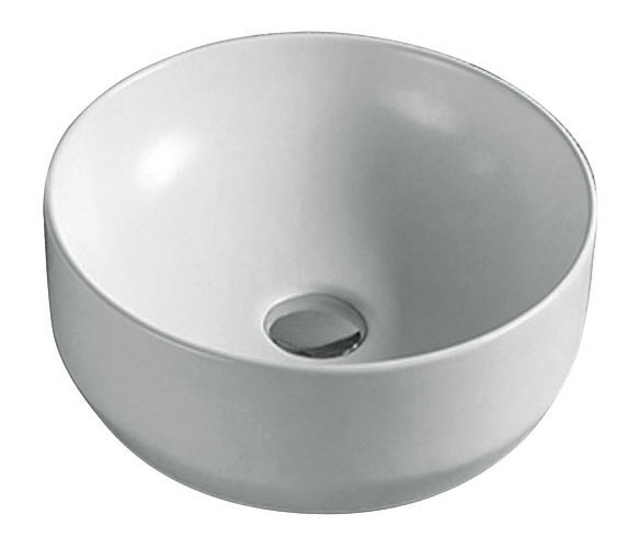 ABOVE COUNTER BASIN (BA580MW) WHITE 355 x 125mm