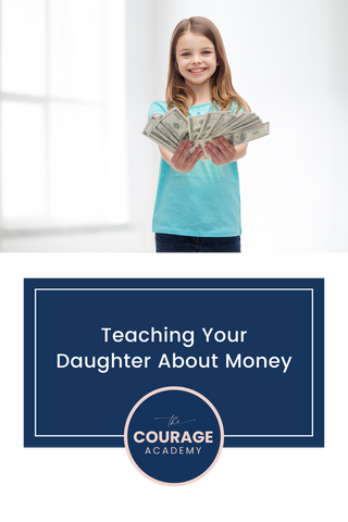 Teaching Your Daughter About Money