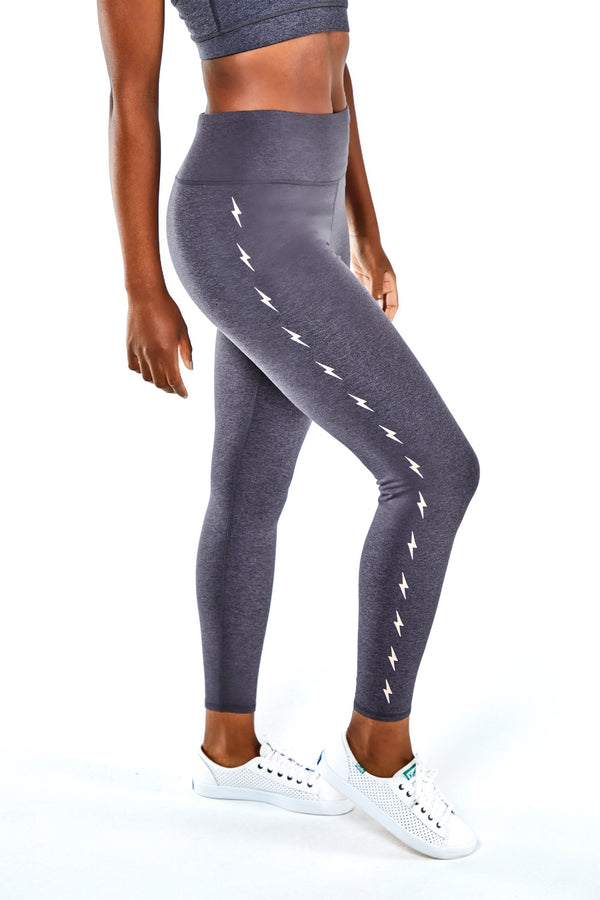 Womens Power Fit High Waisted Legging