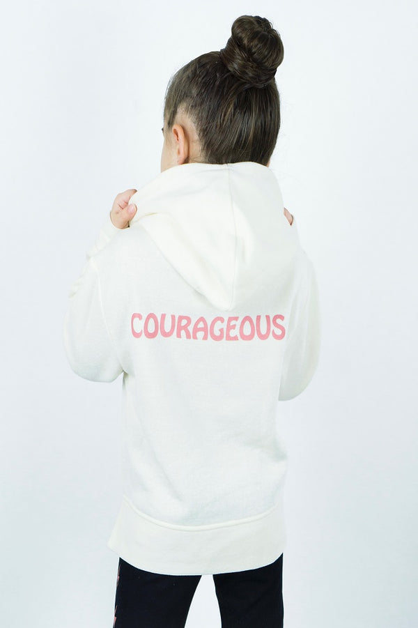 Outrageously Courageous Hoodie