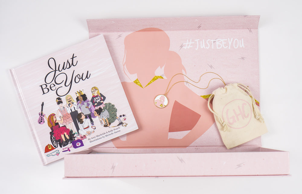Confidence Inside and Out Gift Box