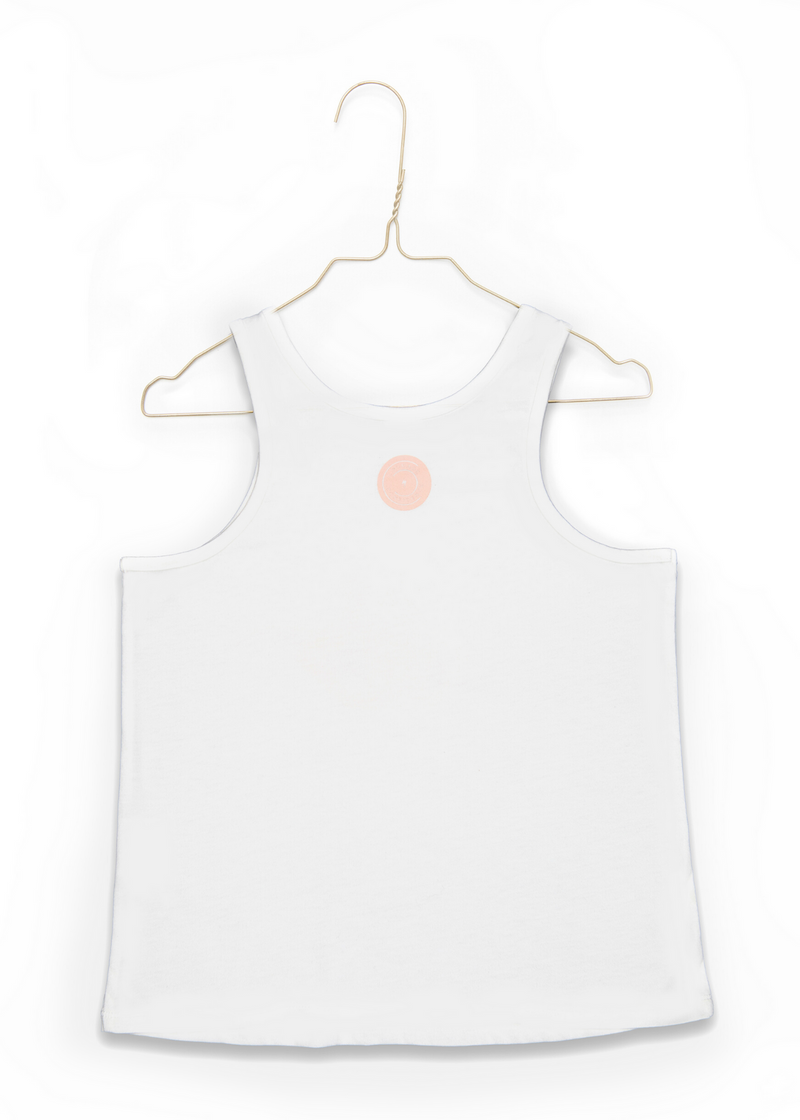 Girls Super Confidence Tank
