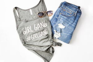 The #GIRLGANG Tank