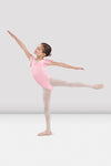BLOCH - CL3732 Girls Flutter Sleeve   Pink