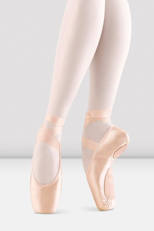 BLOCH - SO172L  - Eurostretch Pointe Shoe