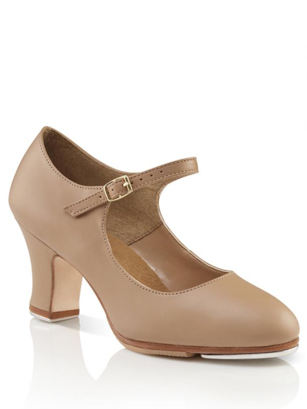CAPEZIO - Manhattan Xtreme Tap shoe - Tan
