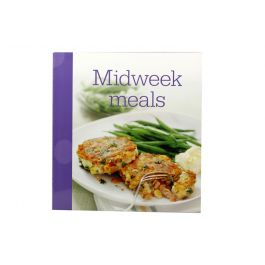 Midweek Meals / 23 x 24cm 143 Pages