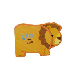 RRP $7.99 Chunky Animal Leo The Lion / 13 x 20cm