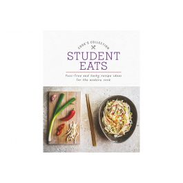 RRP $9.99 Student Eats Cook's Collection Hb / 23 x 29cm