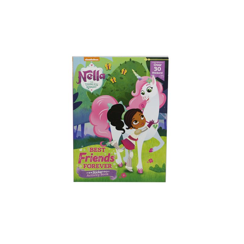 RRP $5.99 Nella Sticker Activity Book / 20 x 27cm