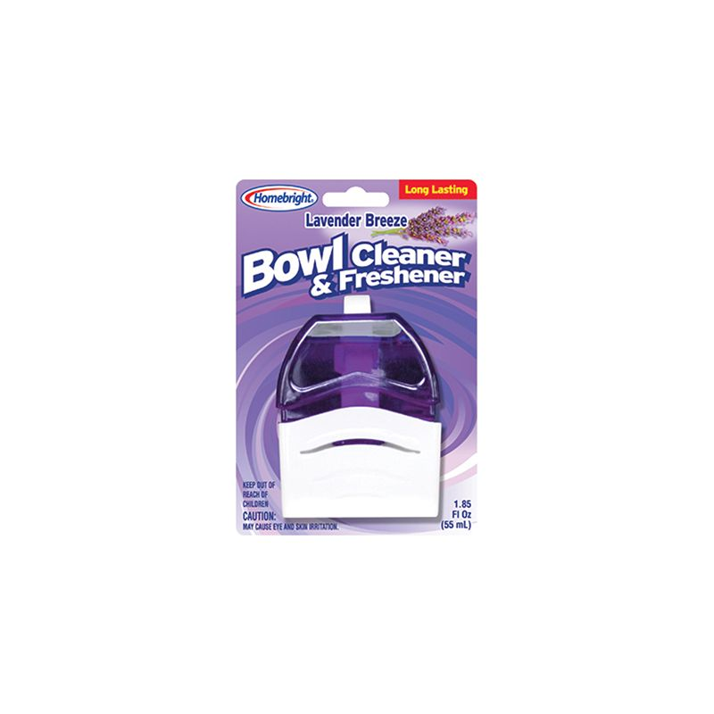 Homebright Bowl Cleaner & Freshener / 55ml (Lavender Breeze) Long Lasting