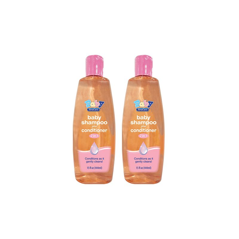 XtraCare 2-in-1 Baby Shampoo & Conditioner / 444ml