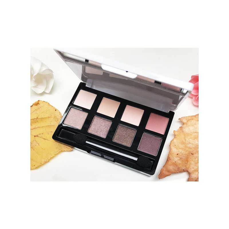 Avon Mark Eye Impressionist 8-in-1 Wet & Dry Eyeshadow Palette / 6.4g (Nude Muse)