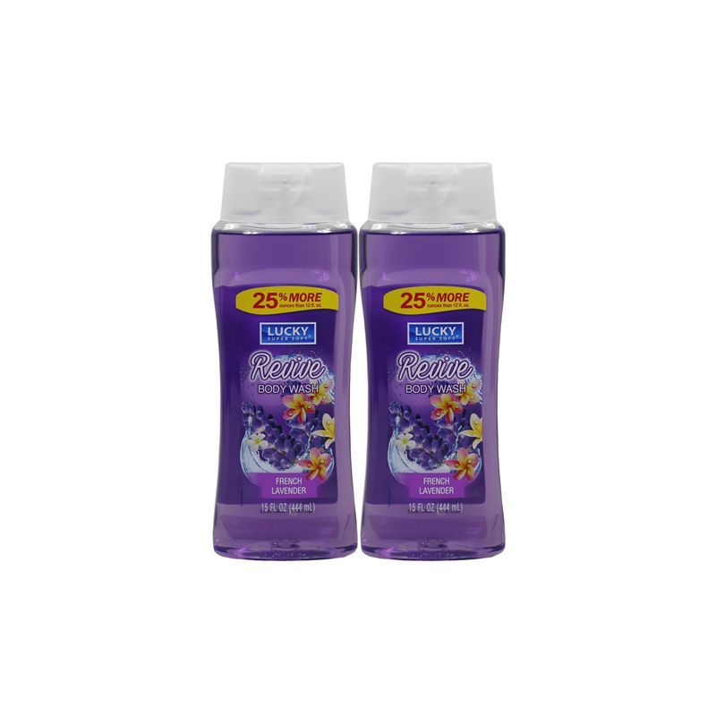 Revive Body Wash - Bonus Size / 444ml Lavender
