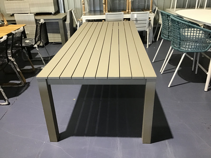 Talon & 10 Seater Outdoor Table