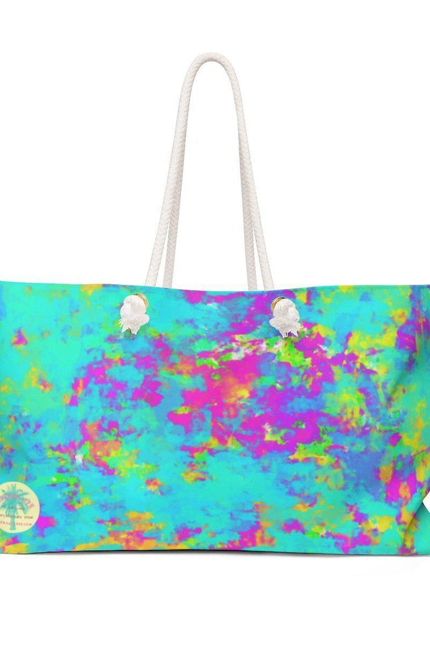 LAF Splatter Weekender Bag-Bags-Eadness Life