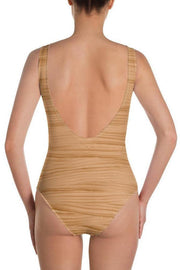 Sandbar Oil Swimsuit-women's one-piece swimsuit-Eadness Life
