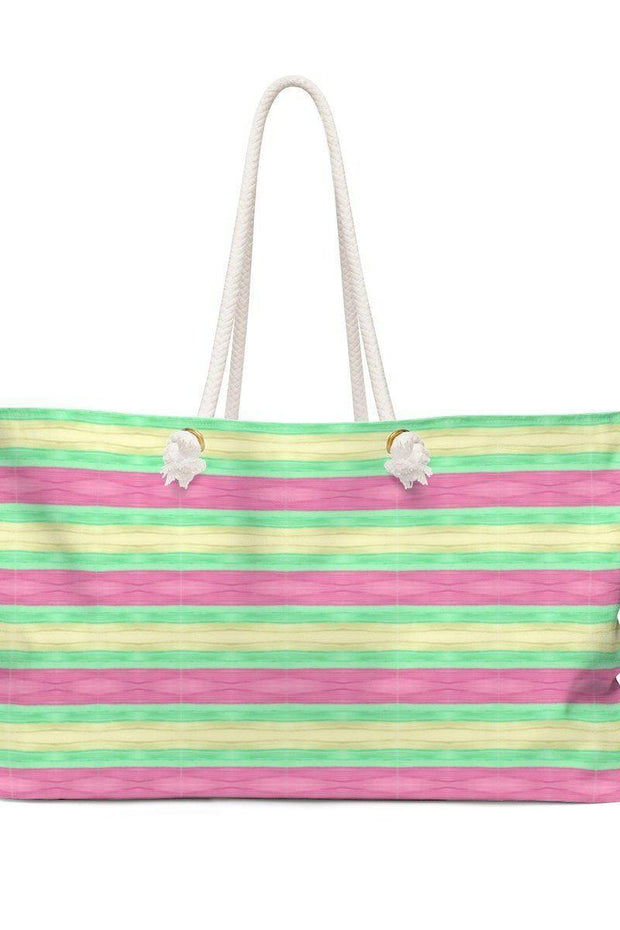 Seeing Stripes in Zihua Oil Bag-accessories-Eadness Life