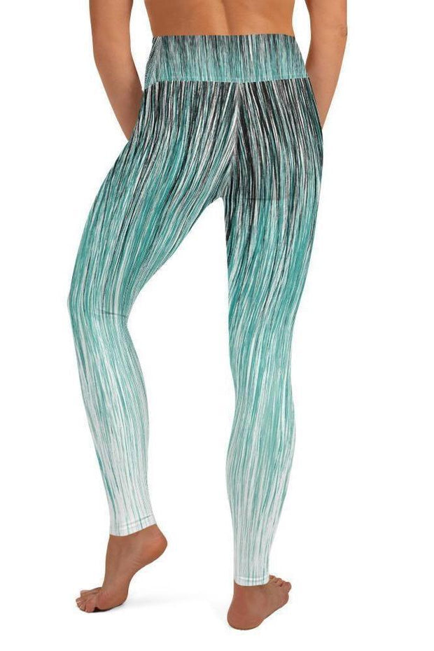 StayPV Rain Leggings-women's yoga leggings-Eadness Life