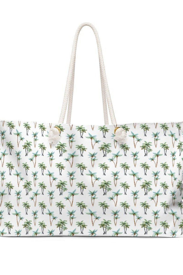 Under a Plam Tree Bag-accessories-Eadness Life