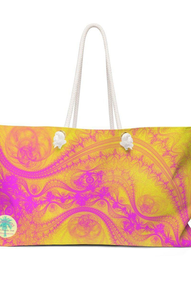 Yellow Magic Weekender Bag-Bags-Eadness Life