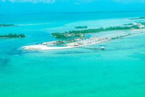 The Island that Isnt an Island Ambergris Caye Belize