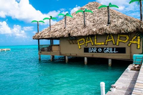 Ambergris Caye, Belize | The Island that Isn't an