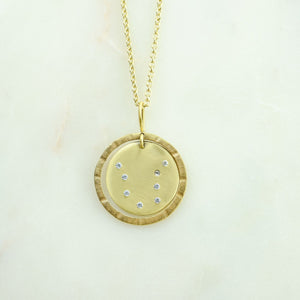 Tuan Constellation Pendant - Leo