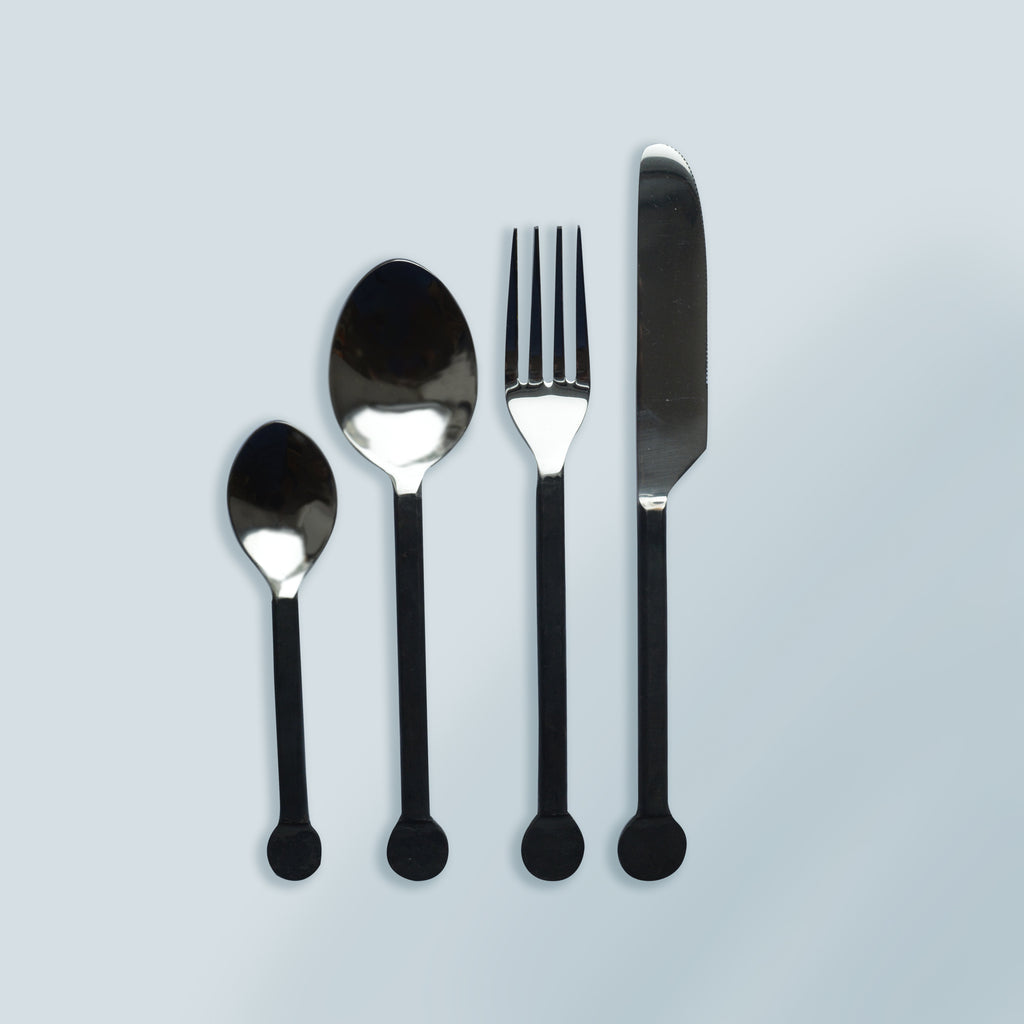 Anika Cutlery Set - (Set of 16)