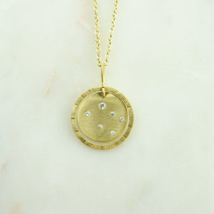 Tuan Constellation Pendant - Aries