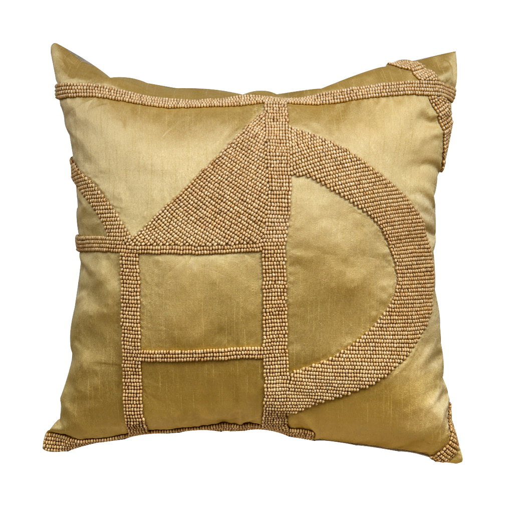 Hasani Beaded Cushion